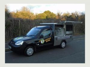 JIFFY/ SNACK/SANDWICH/ CATERING VAN