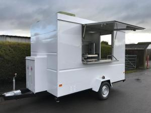 Wilkinson 10x6 catering trailer