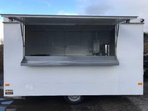 2012 Catering Trailer for sale
