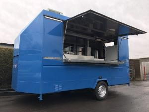 Wilkinson Catering Trailer