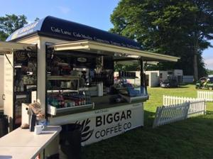 Coffee Trailer, Fridge Trailer, Coffee Business, Catering Business, Trade Stand.