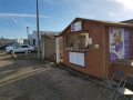 CATERING TRAILER/HEALTHY STREET FOOD BUSINESS & PITCH (OFFERS WELCOME)