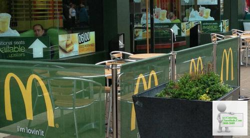 SOCIAL DISTANCING CAFE BARRIERS