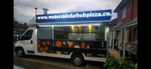 Kebab Pizza Burger Van (Brand New Kitchen)