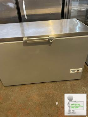 Vestfrost 1.2M Stainless Top Chest Freezer