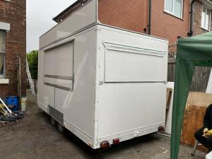 Catering Van / Tralier Serving Hatch, Door, Ventilation window & Repaire Sevice