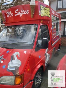 ice cream van used