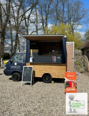 Mobile Coffee / Catering Van