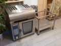 Rational Oven XS + Ultravent Hood + Stand