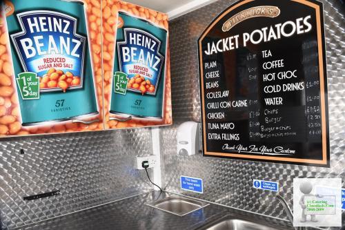 Catering Trailer - Burger Van And Jacket Potato Shop