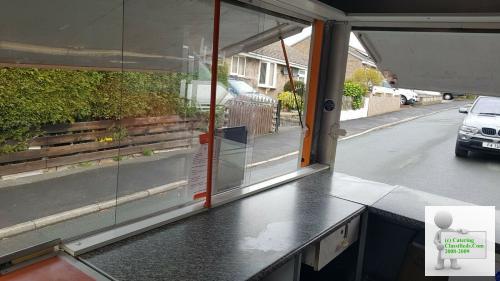 Catering trailer - burger van / rotisserie