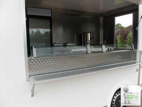 Catering Van / Burger Van / Mobile Catering Van
