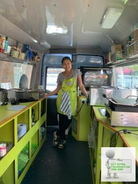 Iveco Daily 35s11 Converted Food Truck, Fantastic condition, ready to go