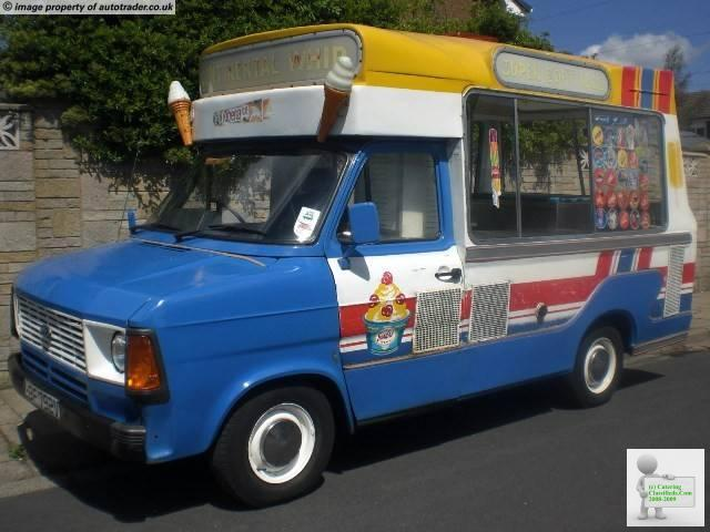 Why Are Ice Cream Vans Old