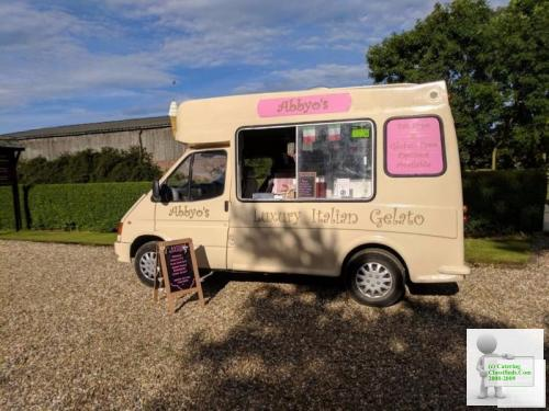 Retro Luxury Ice-Cream Van Hire (Abbyo's Ice Cream Van) - Weddings, Sports days, Birthdays