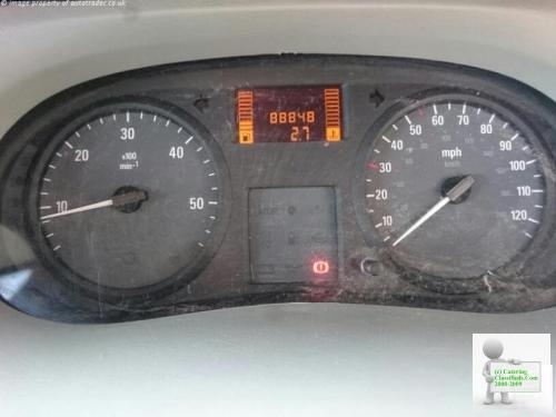 Vauxhall Vivaro 1.9 CDTi 2900 Refrigerated Van 4dr
