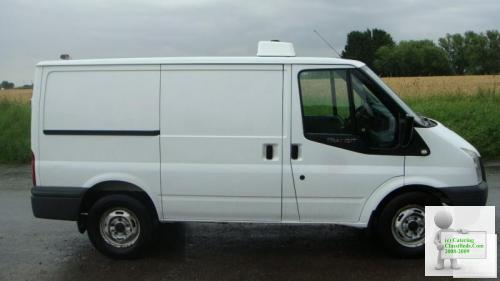 2009 09 FORD TRANSIT T 330 SWB AWD 4WD FRIDGE