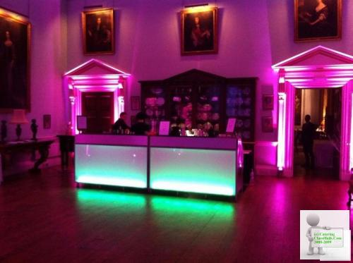 For sale is a 1.8m Straight LED Mobile Bar