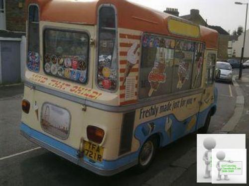 Icecream Van For Sale