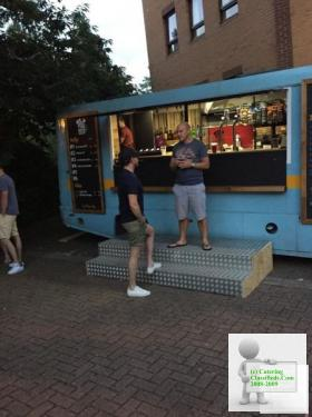 Mobile craft beer bus for hire.