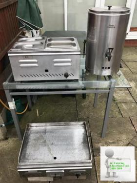 Various LPG equipment