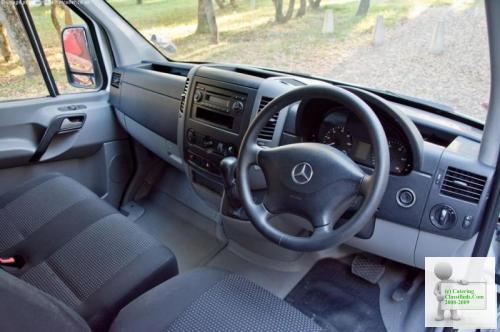 Mercedes Sprinter Catering Van