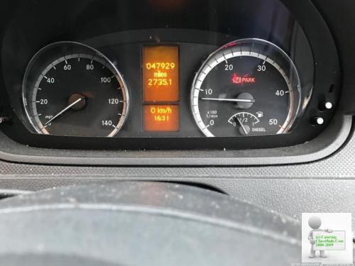 Mercedes-Benz Vito 2.1 109CDI Long Refrigerated Van 5dr