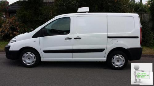 Fiat Scudo 1.6 JTD Multijet L1H1 Comfort Refrigerated Van