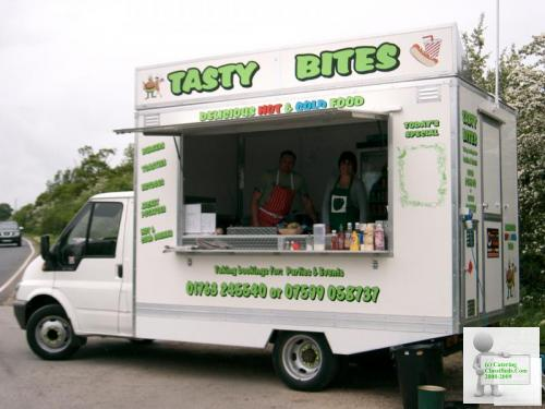 12 ft. Chassis Cab Conversion 3500 Kg Mobile Catering Van (Vehicle not included in price)