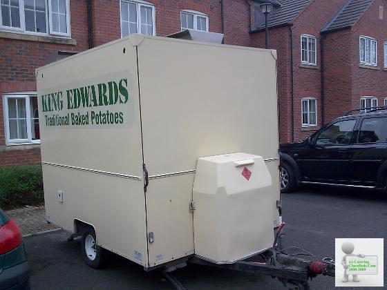 Jacket Potato Trailer