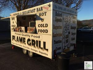 12x6 Catering Trailer
