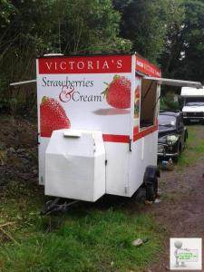 Burger van / catering trailer