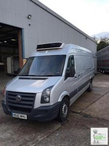 Volkswagen Crafter 2.5 BlueTDI CR35 Refrigerated Box 2dr