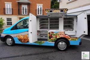 2009 Fiat Scudo Van Jiffy Van