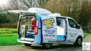 Catering & Sandwich Round Van
