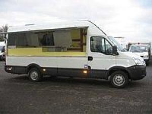 2006 IVECO 35S14 LWB CATERING UNIT
