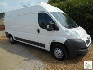 LWB REFRIGERATED VAN IMMACULATE