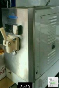 Carprigiani van 1 plus Soft ice cream machine
