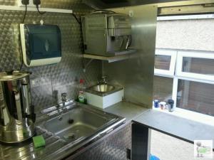 Catering Van