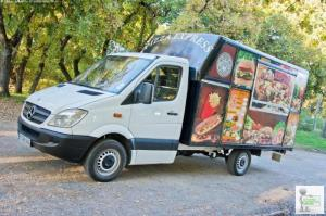Mercedes Sprinter Catering Van