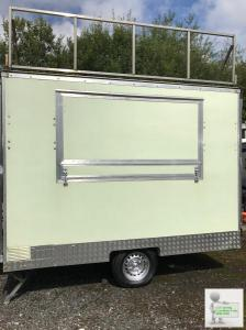 10x6 Catering Trailer