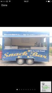 Established Catering Trailer