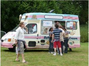 Ice Cream Van Hire for all Occasions
