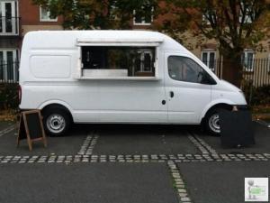 2006 Maxus 3.5cdi lwb catering van