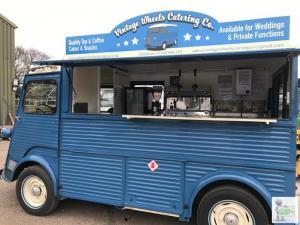 Citroen HY Catering Van