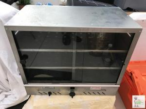 Lpg Hot Display Cabinet /pie warmer