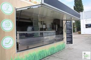 Large Catering Trailer