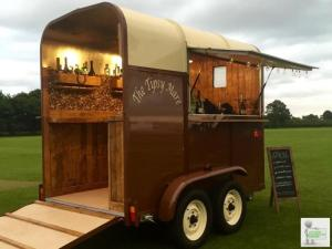 Catering trailer Mobile Bar
